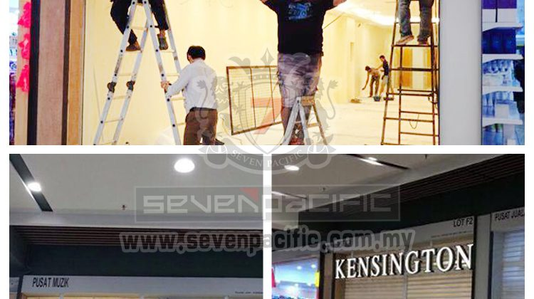 3D LED Sign_Mall