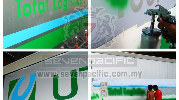 Airbrush Vehicle Advertising