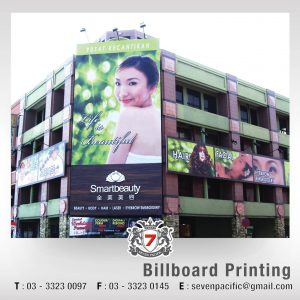 Billboard Printing Concept