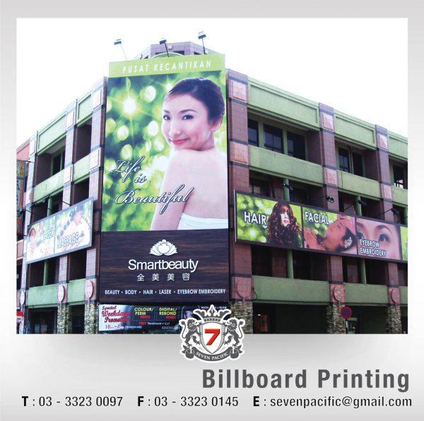 Billboard Printing Concept