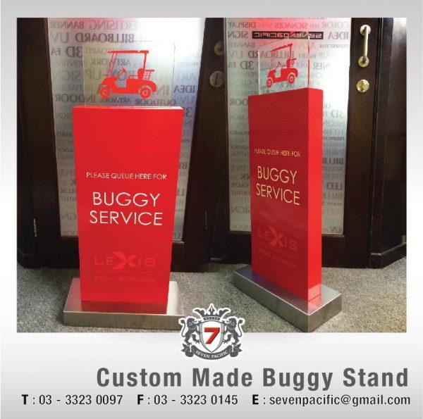 Custom Made Buggy Stand