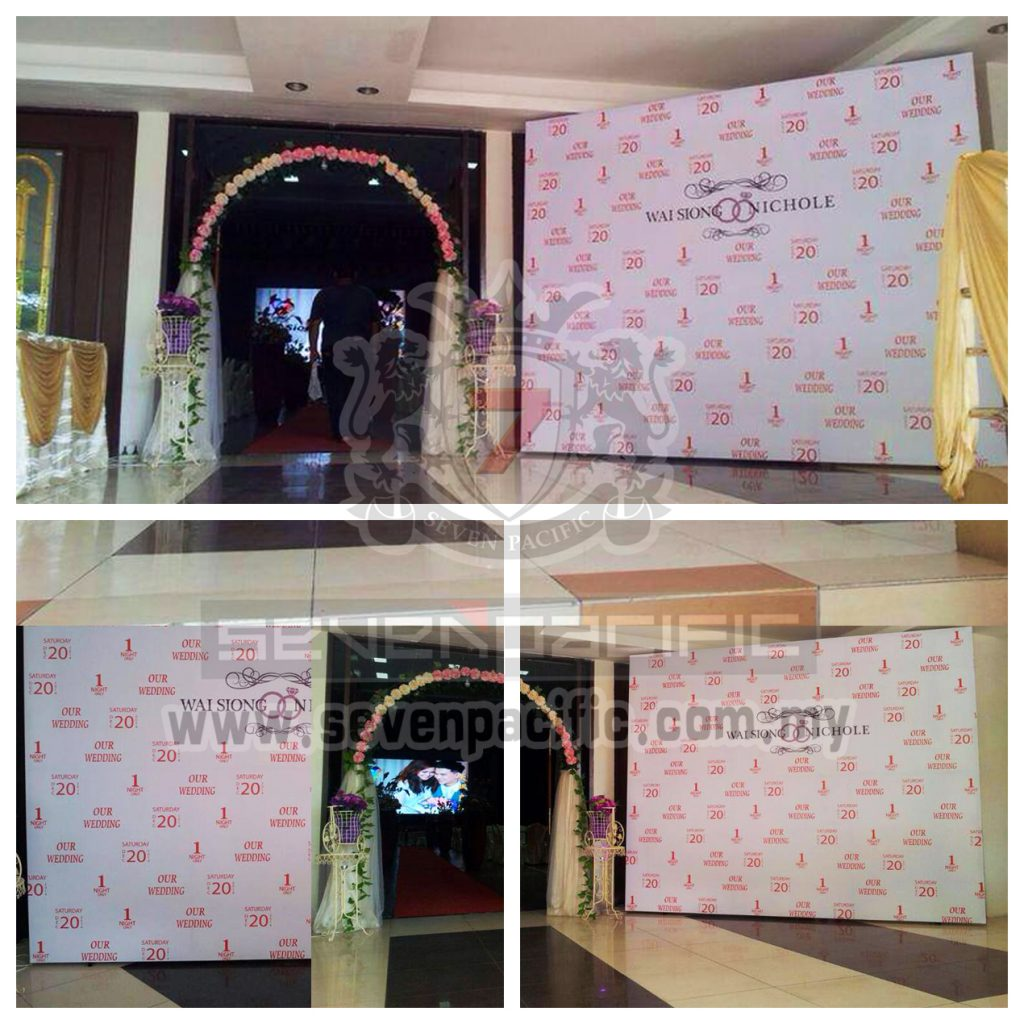 Event Backdrop Design