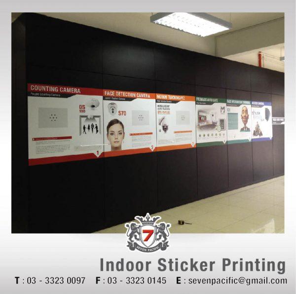 Inject Sticker Printing