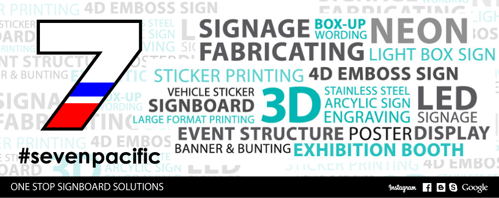 One Stop SignBoard Solution