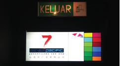 Malaysia Signage
