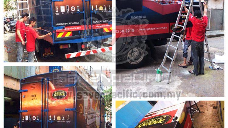 Vehicle Sticker_Lorry_Van